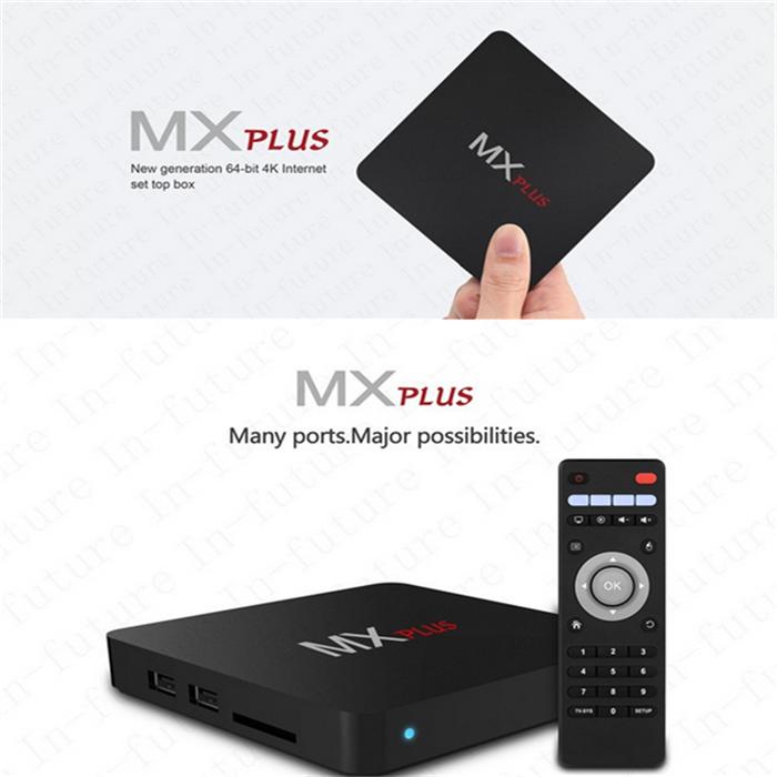MX Plus 1G 8G S905 5 (5)