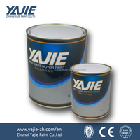 Gold Supplier aluminium scraping alkali resistant 2k primer