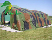 2014 Best Quality Inflatable Military Tent for Hot Selling
