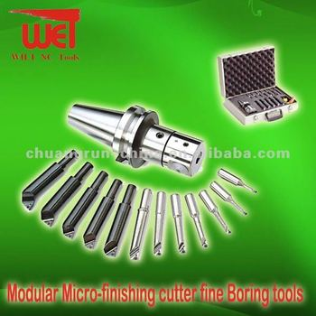 2016 Modular Micro-finishing cutter fine Boring tools for CNC