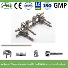 Anterior Thoracolumbar Double Rod System