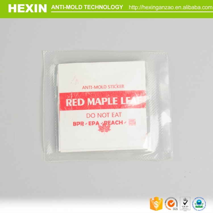 wholesale mold sticker; mould proof agent in sticker for shoes; anti-mold sticker for apparel&fashion