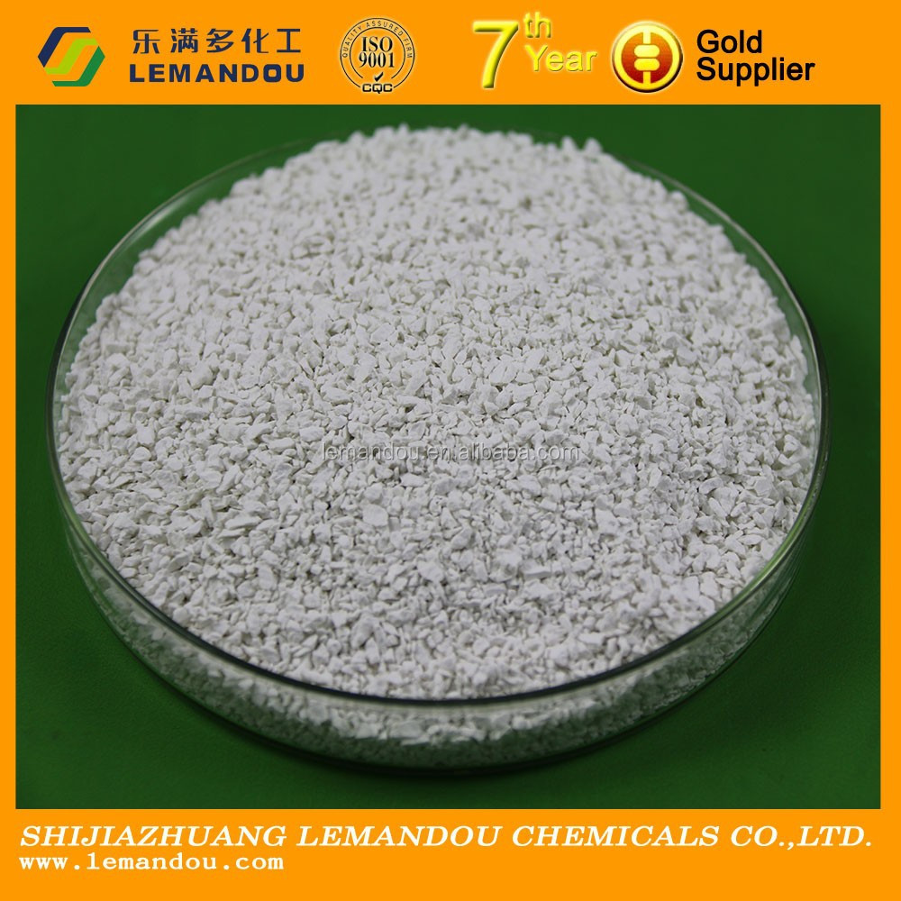 white powder calcium hypochlorite 70% manufacturer