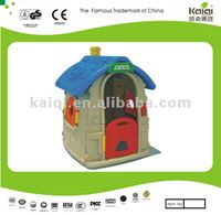 Updated KAIQI plastic toy house for kids