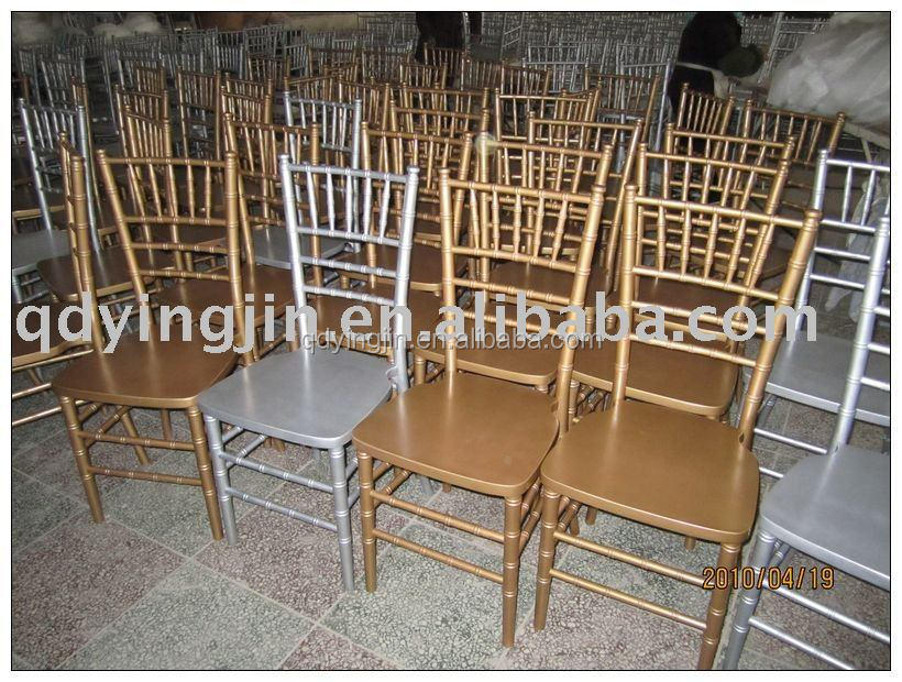 sillas tifanny restaurant furniture banquet chair gold resin chair
