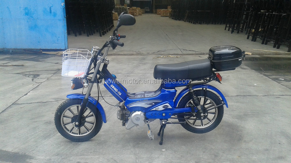 48CC MOTORCYCLE