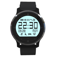 3D Acceleration sport Step Analysis silicone strap android smart watch