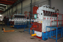 heavy fuel medium speed marine engine from 500HP-2000HP for cargo ship