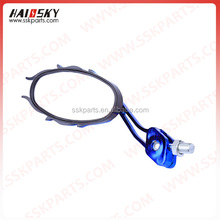 Haissky fashion motorcycle mirror rear side mirror motorcycle