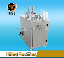 Double silicone sealant filling machine for adhesive