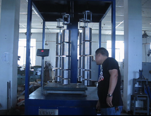 balance scales weight, 4000kg test weight for crane, Auto-load weight