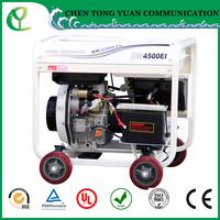 6.5kva diesel generator with digital control panel