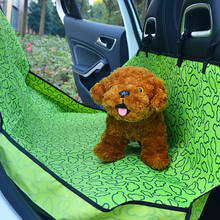 Universal Easy Installation Waterproof Car Pet Seat Cover for Dogs