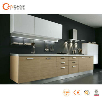 Melamine arylic kitchen cabinet fashionable environmental for China kitchen cabinets manufacturers