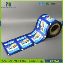 auto packing film roll for snack