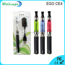 Best quality free sample classic vaporizer electronic cigarette ego ce4