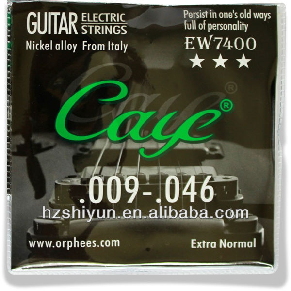 wholesale guitar strings cheap china electric guitar