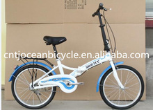 2014 new design popular sale mini folding bike/bicycle