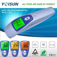 Baby/Adult Termometro Infantil Muti-function Electronic Digital Thermometer Non Contact Infrared IR Forehead Thermometer