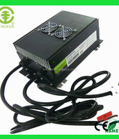 12V 80A 2000W waterproof Battery Charger for golfcart