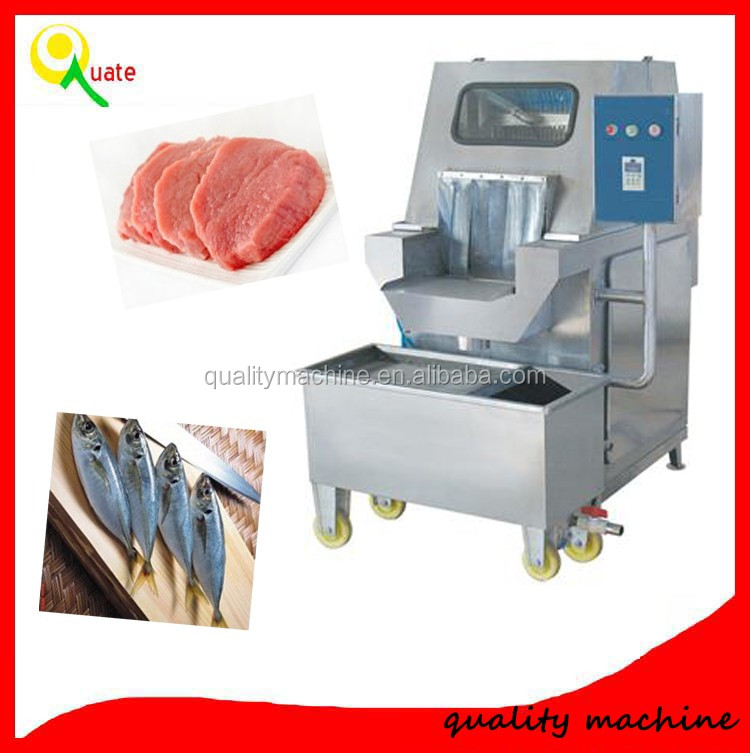 Manual high quality beef saline injector machine for beef/chicken for wholesale