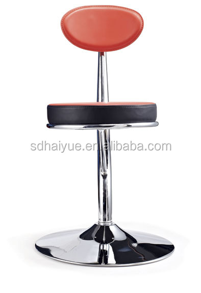 new beauty design fashion and beautiful modern bar stools in pu