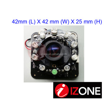 I Zone 720p H264 Night Vision Android CCTV USB CMOS Camera Module