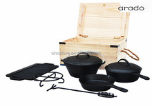 Hot sale camping cookware