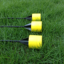 Carbone archery field game safety arrow soft tips