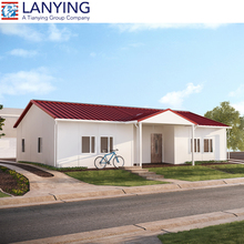 low cost 2 bedroom modular homes 70 square meter prefab house prefabricated house for sale