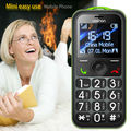 Speed dialing large button cell phones for seniors, unlocked telephone for elderly