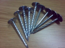"BWG9*2.5"" roofing Nails"