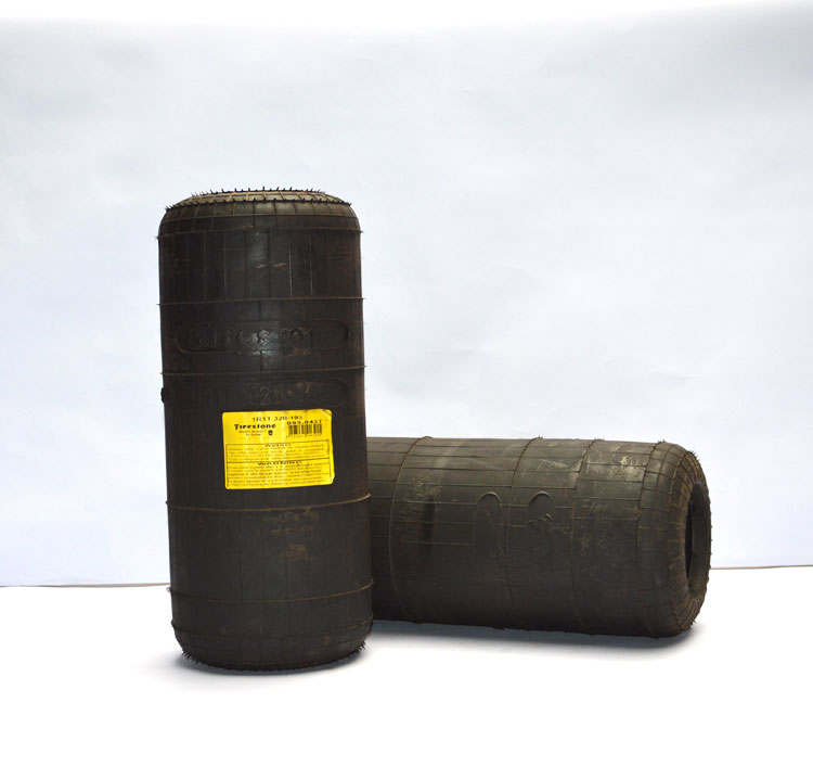 Hot sale 1R1T-320-195 firestone natural rubber air suspension sleeve for car