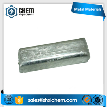 Customized Magnesium Lanthanum ingot