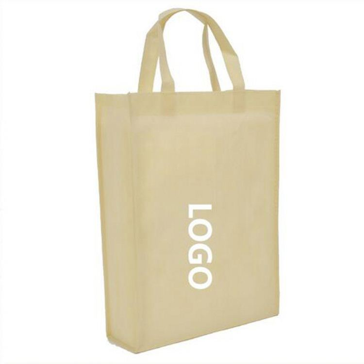Eco-Friendly Xmas Pp Non Woven Cotton Mesh Shopping Bags With High Quality