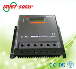 30A solar charge controller/regulator VS3024N with LCD 48V30A