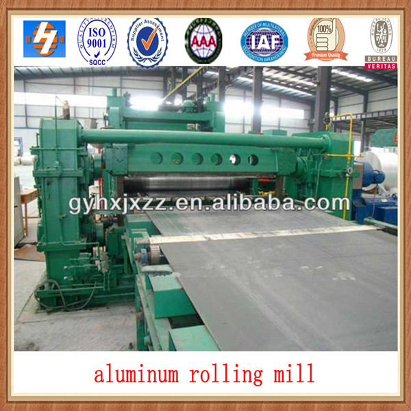 260x700x1600mm aluminium foil finishing rolling mill
