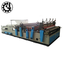 High Quality Machine To Make Toilet Paper Roll Making Machine,Small Toilet Paper Production Line