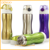 Hot sales 600ml Stainless Steel Vacuum sport water Bottle