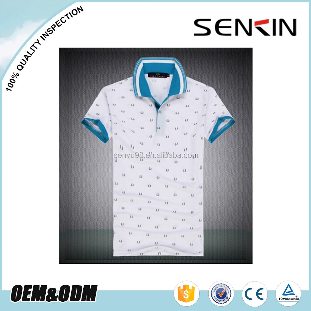 100% egyptian cotton golf polo shirts for men, sports wear polo t shirts wholesale by clothing manufacturer