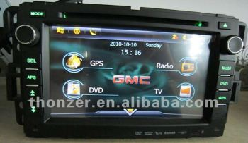 GMC and Chevrolet Tahoe Car DVD (TZ-DG719)