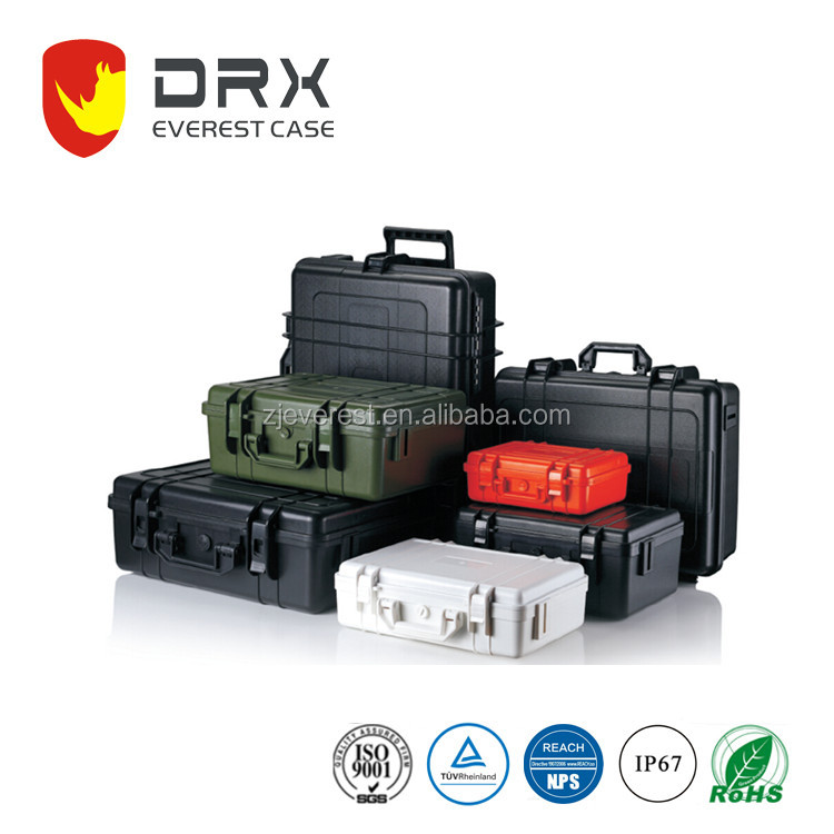 China Manufacturer Wholesale Hard Waterproof ABS Plastic Equipment Case