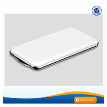 ACW847 beautiful design slim smart power bank polymer battery