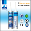white clear waterproof acrylic sealant and silicone