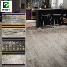 plain color antique finish non slip 150 * 800 10.5mm thickness ceramic tile wood plank wood look like ceramic floor tile