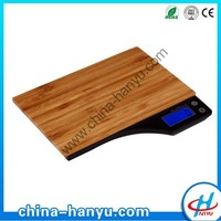HY-5102 manual electronic digital diet kitchen weighing scale