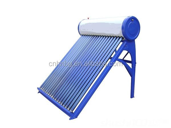 drucklosen vakuumr hre solaranlage balkon sonnenkollektor f r wasser sonnenwarmwasserbereiter. Black Bedroom Furniture Sets. Home Design Ideas