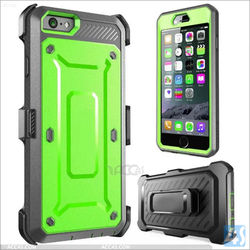Factory Shockproof 2 in 1 Hybrid Cases For iPhone 6 6S 6G