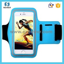 Soft for sport running armbands lowest price neoprene phone case