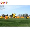 Inflatable Paintball Shooting Game Inflatable Paintball Bunkers for Sale